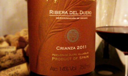 Marques de Pluma Crianza 2011: Review