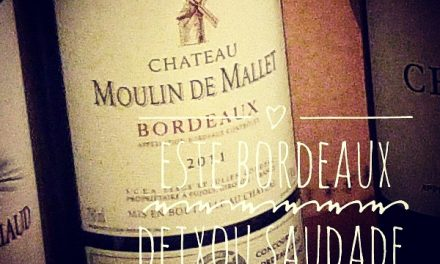 Château Moulin de Mallet 2011: Review