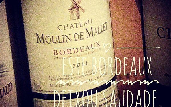 Château Moulin de Mallet 2011: Review