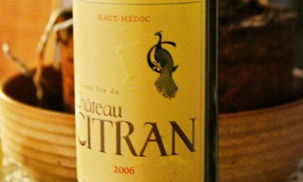 Château Citran 2006: Review