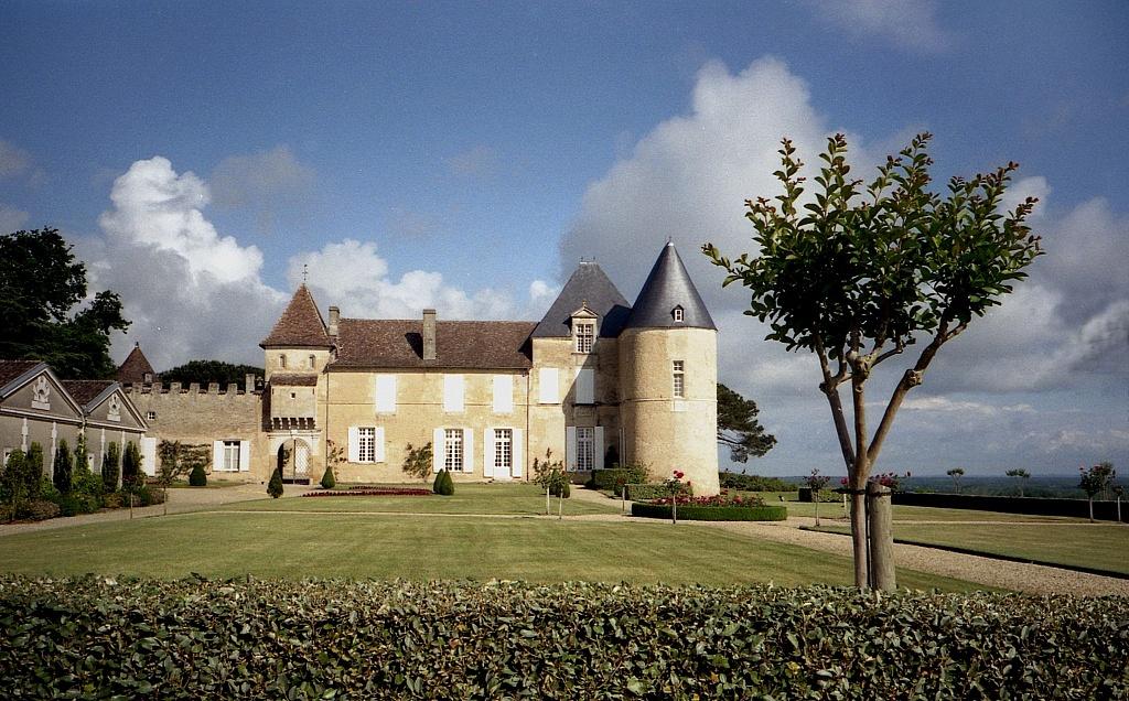 Château d'Yquem, Sauternes, Bordeaux, França