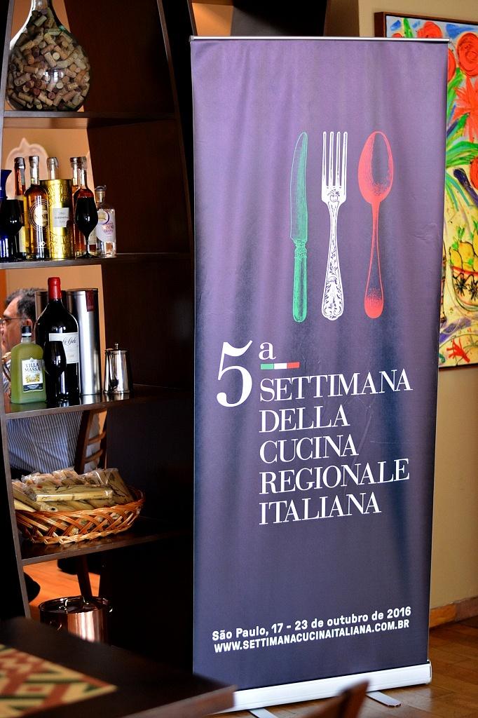 5ª Settimana della Cucina Regionale Italiana