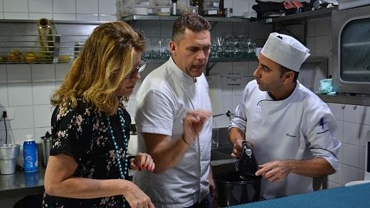 5ª Settimana della Cucina Regionale Italiana, Vinheria Percussi