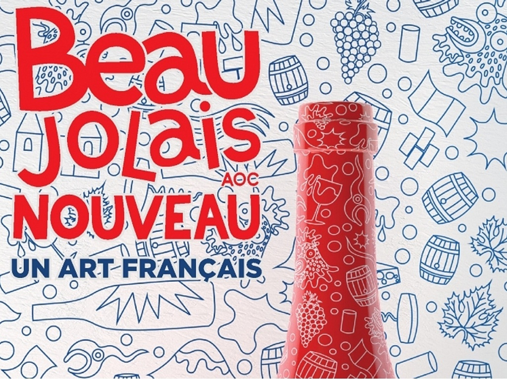 Beaujolais Nouveau - Viva o Vinho