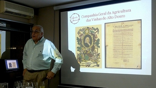 SBAV - Workshop Carlos Cabral - Viva o Vinho