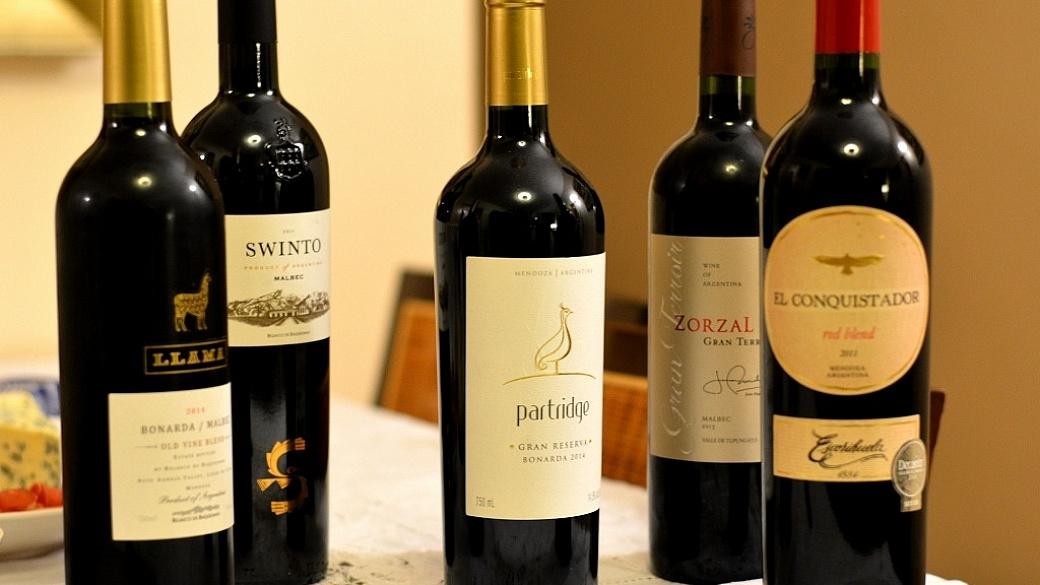 Evento Mendoza - Confraria Viva o Vinho