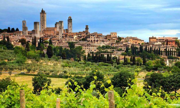 Um passeio pelos vinhos da Itália