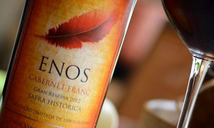 Enos Gran Reserva Cabernet Franc 2012: Review