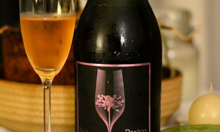 Pericó Espumante Brut Rosé 2013: Review