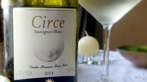 Circe Sauvignon Blanc 2014 - Viva o Vinho