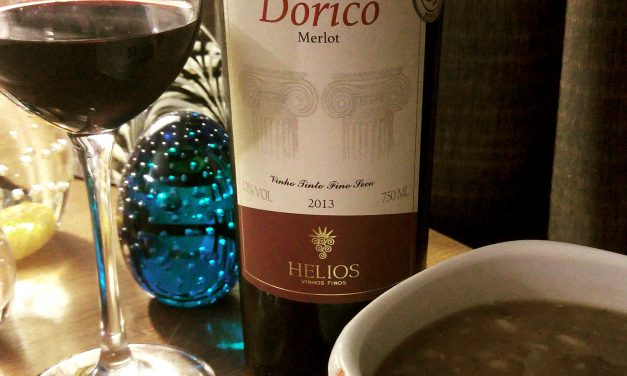 Dórico Merlot 2013: Review
