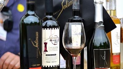Vinhedos Soliman na Vinho na Vila - MIS - Viva o Vinho