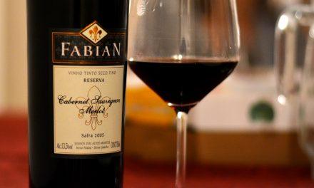 Fabian Reserva Cabernet Sauvignon/Merlot 2005: Review