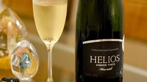 Helios Moscatel - Viva o Vinho