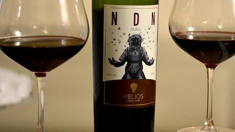 NDN Malbec 2013 - Helios - Viva o Vinho