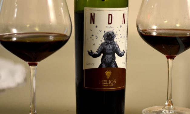 NDN Malbec 2013: Review