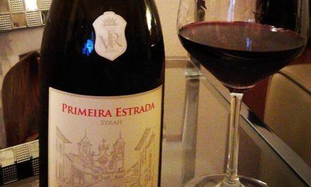 Primeira Estrada Syrah 2014: Review