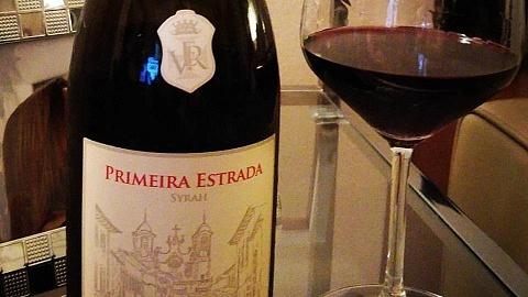 Primeira Estrada Syrah 2014 - Viva o Vinho