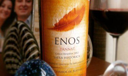 Enos Gran Reserva Tannat 2012: Review