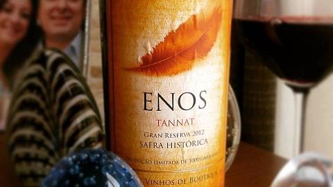 Enos Gran Reserva Tannat 2012 - Viva o Vinho