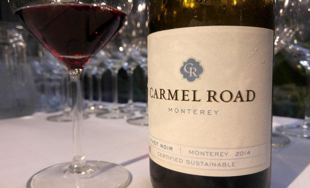 Monterey Pinot Noir 2014 Carmel Road - Viva o Vinho