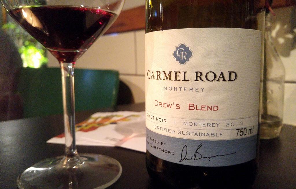 Drew's Blend Pinot Noir Monterey 2013 - Viva o Vinho