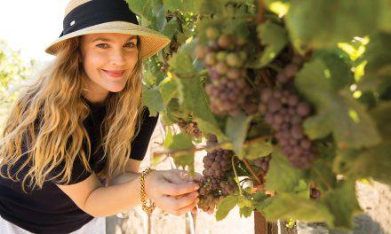 Vinhos da atriz Drew Barrymore chegam ao Brasil pela World Wine