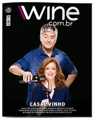 Revista Wine.com.br - Viva o Vinho