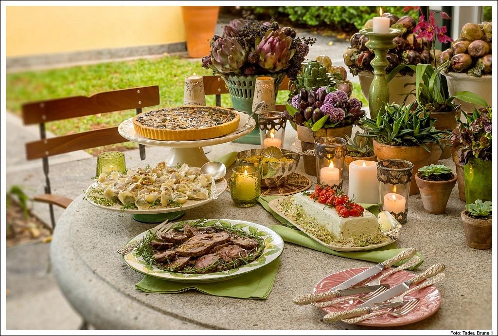 Ceia de Natal - Rosticceria Percussi - Viva o Vinho