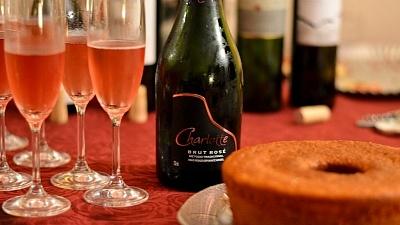 Charlotte Brut Rosé, Viva o Vinho