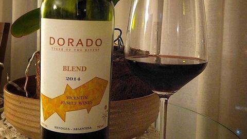 Dorado Blend 2014 - Viva o Vinho
