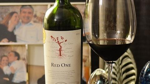 Red One 2010 Chilcas D.O. Valle del Maule - Viva o Vinho