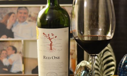 Red One 2010 Chilcas D.O. Valle del Maule: Review