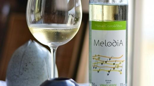 Melodia Escolha 2014 - Viva o Vinho
