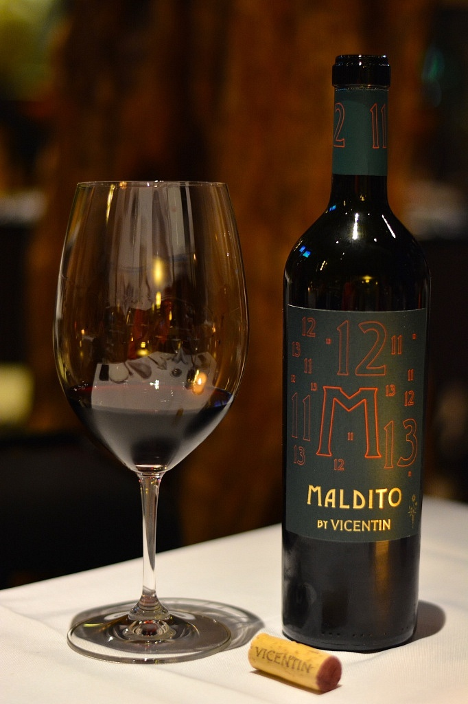Maldito by Vincentin 2011 2012 2013 - Lilló - Viva o Vinho