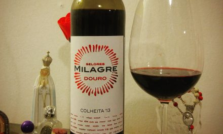 Selores Milagre Colheita 2013: Review
