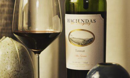 Haciendas del Uruguay Tannat 2013: Review