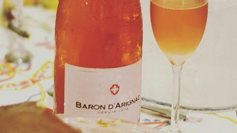 Baron d'Arignac Brut Rosé - Viva o Vinho
