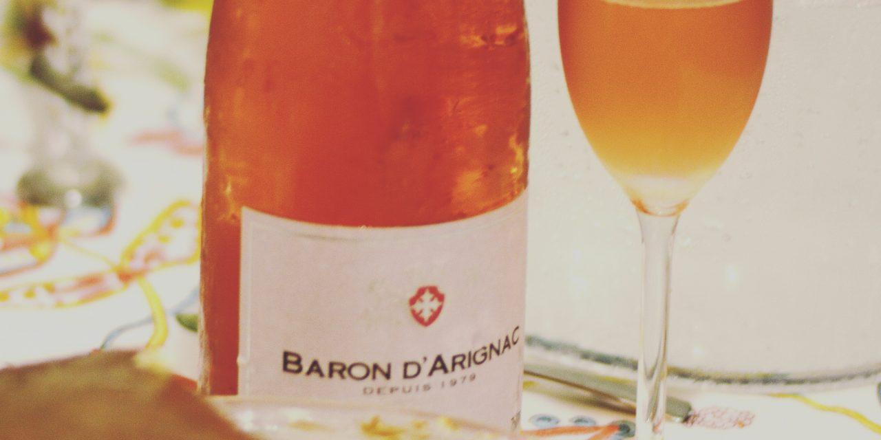 Baron d'Arignac Brut Rosé: Review