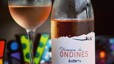 Rosé Ondines Vaucluse IGP Cotes du Rhone 2015 - Viva o Vinho