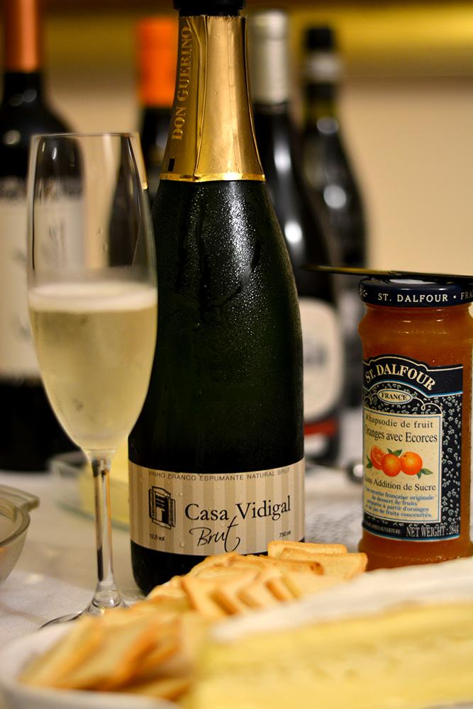 Casa Vidigal Brut - Evento Vinhos de Verão - Viva o Vinho
