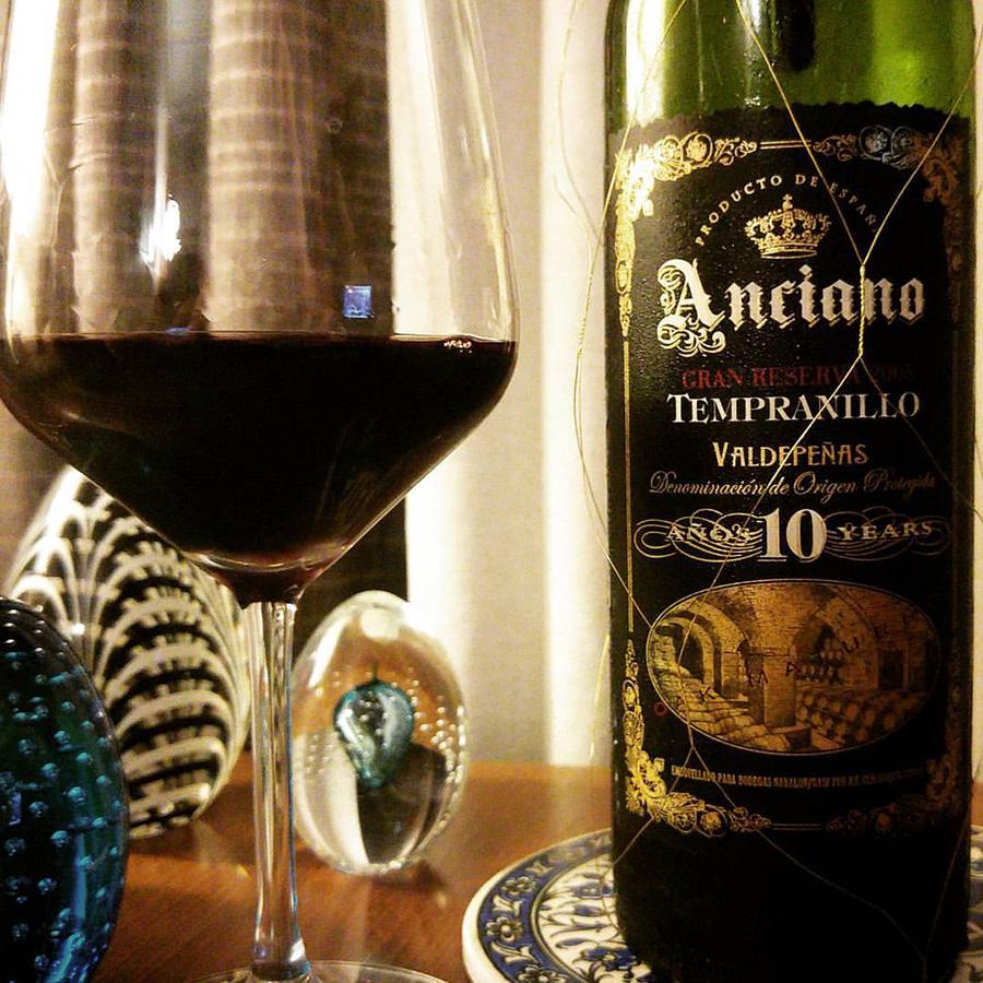 Anciano Tempranillo - Evento Vinhos de Verão - Viva o Vinho