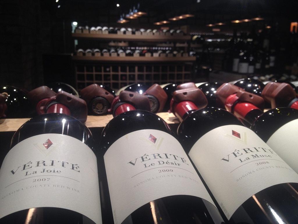 Verité Winery, Napa Valley, Califórnia, Evento Vinhos da Califórnia, Viva o Vinho