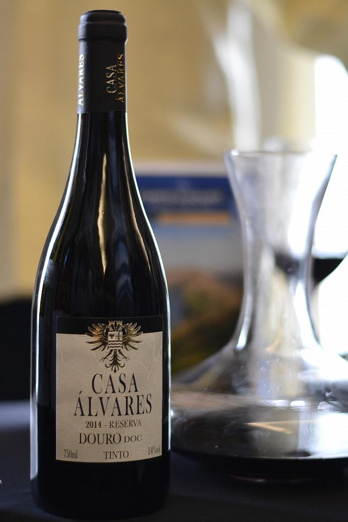 Casa Álvares Reserva 2014 DOC Douro - Viva o Vinho