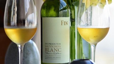 Fin do Produtor Sauvignon Blanc 2015 - Viva o Vinho