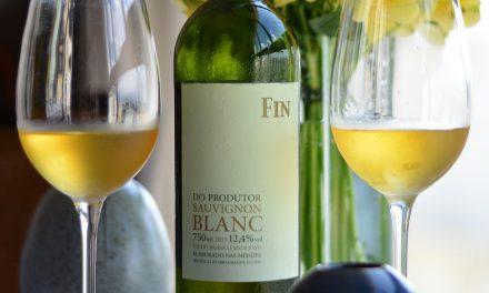 Fin do Produtor Sauvignon Blanc 2015: Review