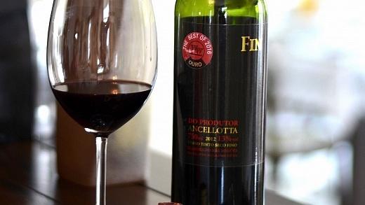 Ancellotta do Produtor 2012 FIN - Viva o Vinho
