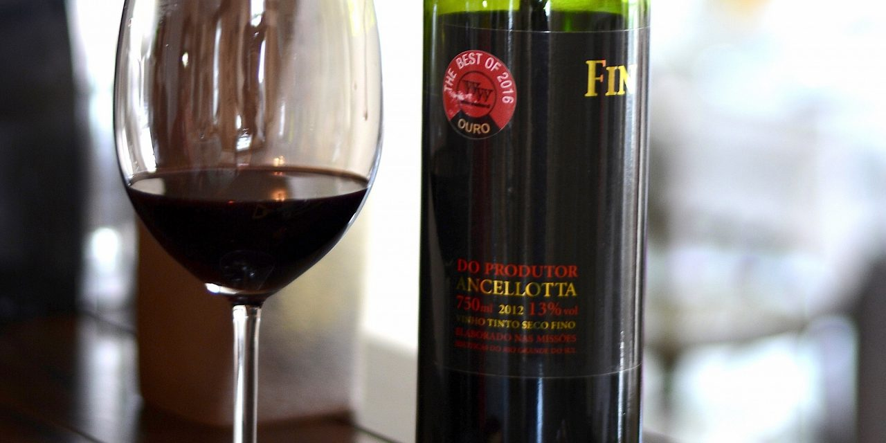 Ancellotta Reserva do Produtor 2012 FIN: Review