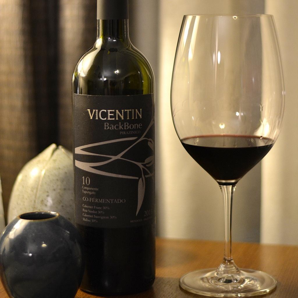 Vicentin Backbone Perazinico 2013 - Viva o Vinho