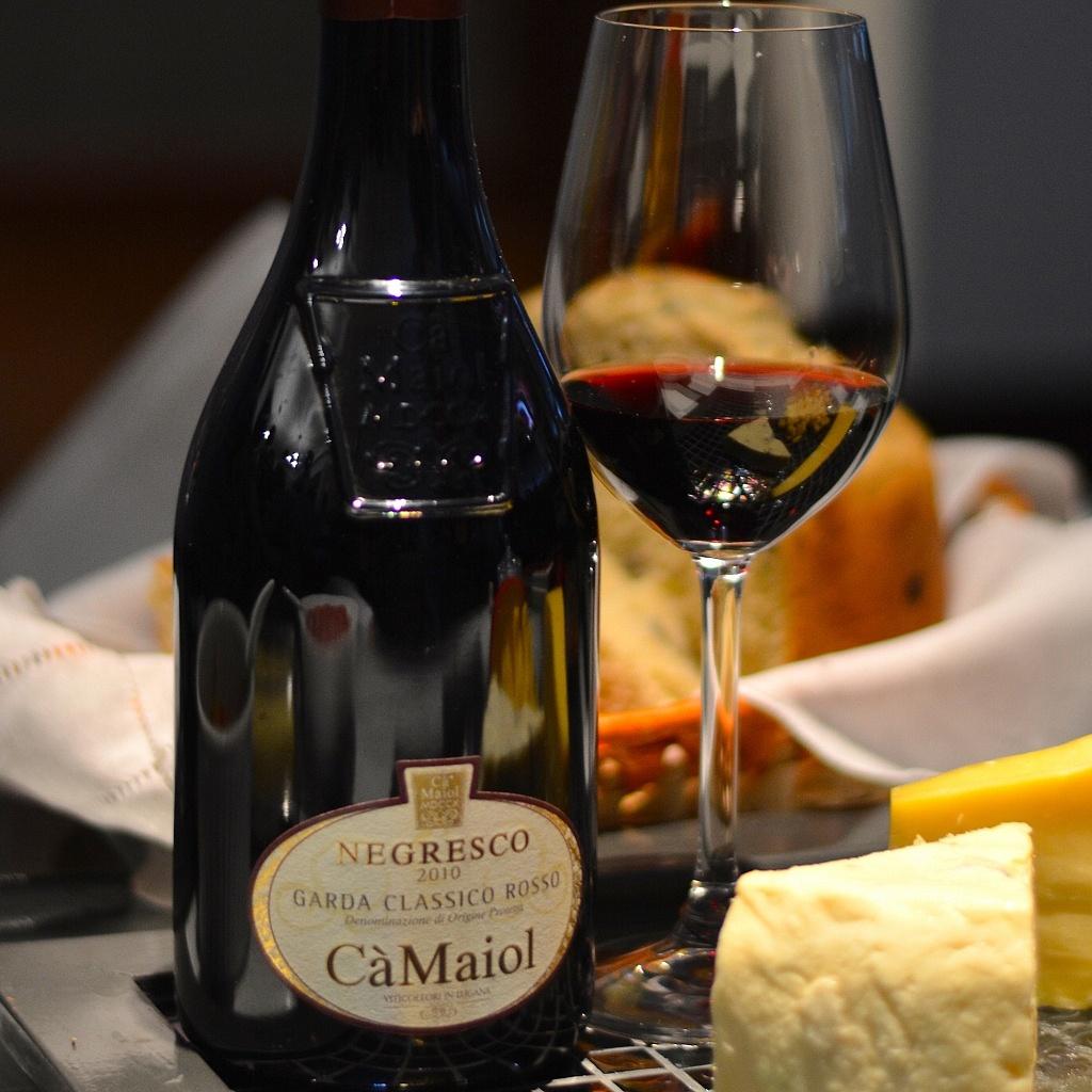 Negresco Garda Classico Rosso 2010 - Viva o Vinho